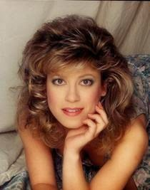 penteado feminino anos 80
