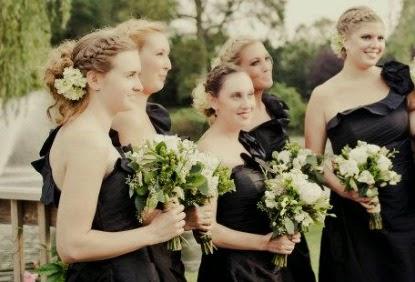 imagens de cabelos de casamento