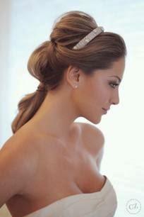 foto de cabelo para casamento de dia