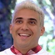 cabelo descolorido para homens