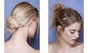 Modelos de cabelos presos para dias quentes