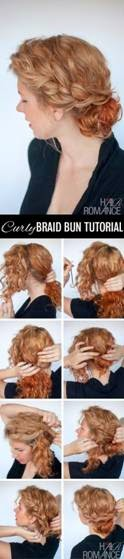 Dicas de penteados para cabelos cacheados